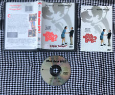 LIKE NEW - WHAT ABOUT BOB? DVD RICHARD DREYFUSS BILL MURRAY COMEDY JULIE HAGERTY