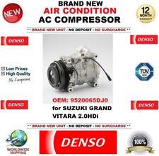DENSO AIR CONDITION AC COMPRESSOR OEM: 9520065DJ0 for SUZUKI GRAND VITARA 2.0HDi
