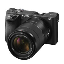 Sony Alpha A6500 Ilce-6500m Fotocamera Alta Energia Zoom Lenti Kit Giappone