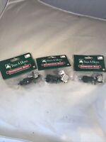 NOS K-Mart Trim A Home Lot of 3 Ornamotion Motor-Rotates Any Christmas Ornament