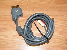 Microsoft HD TV Component Composite Audio Video A/V Cable for Xbox 360 Console