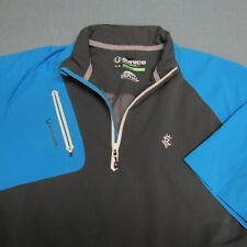 Sunice Poly Typhoon Zephal Short Sleeve Golf Pullover-Xl-Rolling Hills-Awesome