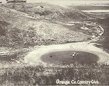 "NEWPORT BEACH OC Country Club Golf Castaways VINTAGE Photo Print 1488 11"" x 14"""