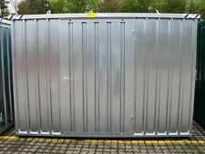 Neuer BOS Container/Lagercontainer/Geräteschuppen 3,00m Schnellbaucontainer