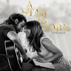 A STAR IS BORN - SOUNDTRACK CD ~ LADY GAGA ~  BRADLEY COOPER *NEW*