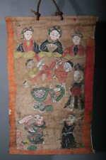 art asie Parchemin de chaman Dao 239