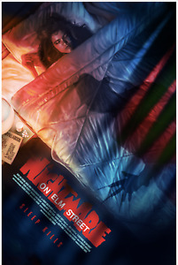 A Nightmare on Elm Street Rich Davies Movie Poster Giclee Print Art 24x36 Mondo