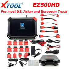 XTOOL EZ500 HD Heavy Duty Full System Truck WiFi Diagnostic Tool as PS90