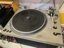 Technics SL-1600 Turntable Direct Drive Record Player w/Cover Vintage Working