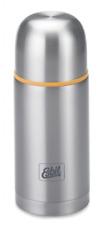 Esbit Isolierflasche Thermosflasche Edelstahl silber 0,75 Liter