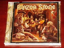 Blazon Stone: Hymns Of Triumph And Death CD 2019 Stormspell Records USA NEW