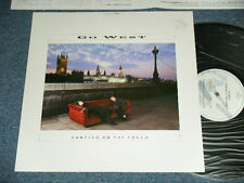 GO WEST Japan 1987 NM LP DANCING ON THE COUCH