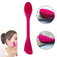 Silicone Face Cleansing Brush Facial Cleanser Pore Cleaner Massage Exfol ME