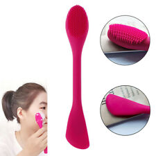 Silicone Face Cleansing Brush Facial Cleanser Pore Cleaner Massage Exfoliating√