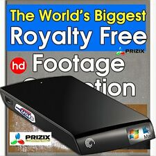 Huge Hd Royalty Free Stock Video Footage - Commercial