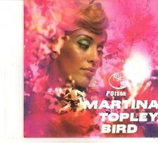 (DP919) Martina Topley Bird, Poison - 2008 DJ CD