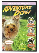 Adventure DOG #2  DVD - Television for Smaller DOGS!