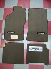 1995-2004 TACOMA XTRA CAB CARPET FLOOR MATS-OAK BEIGE-GENUINE 00200-35964-16