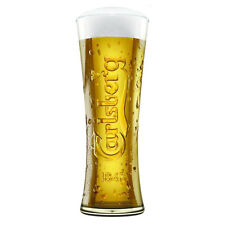 Personalised Engraved Branded 1 pint Carlsberg Beer Glass With Free Gift Box