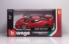 Bburago 36102 FERRARI 458 Speciale - METAL 1:43 Race&Play