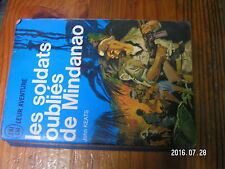 µ? J'ai lu bleu A181 Les Soldats Oubliés de Mindanao J.Keats