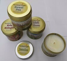 Irish Souvenir Candles in a Tin