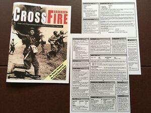 Crossfire WW2 rules
