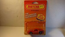 Matchbox #28 Red 1984 Dodge Turbo Z w/ opened package