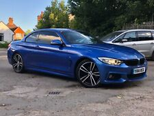 14 BMW 428i 2.0 M-SPORT CABRIOLET RARE CAR ***TWIN SCROLL TURBO*** 245HP LOVELY