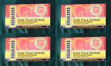 MAMI Coffee Brand from Puerto Rico,  4 bags - 8.8oz - WWS