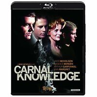 Carnal Knowledge Blu-ray From Japan with Tracking