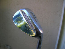 Ben Hogan Pro Grind Forged 56* Single SW  Ben Hogan Apex Steel Shaft Wedge Flex