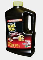 Black Flag FOGGING INSECTICIDE Flying Insect Killer 32 oz Fogger Fuel Refill NEW
