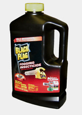 Black Flag FOGGING INSECTICIDE Flying Insect Killer 32 oz Fogger Fuel Refill NEW