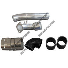 Cold Air Intake Pipe Kit For 92-02 RX7 RX-7 FDStock Twin Turbo
