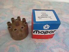NOS MOPAR 2585000 DUAL POINT DISTRIBUTOR CAP IBK-1003 WITH ROTOR