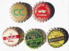 VIntage Unused Cork Beer Bottle Caps
