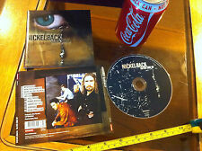 NickelBack Nickel Back Silver Side Up Music CD & Sleeve Only Official NO CASE