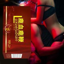 1 Box Natural Men Enhancer Strong Erection Penis Male Herbal Sex Pill 12 Pills