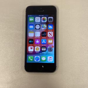 Apple iPhone 5S - 16GB - Gray (Consumer Cellular) (Read Description) ED1101