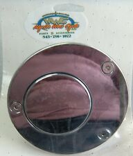 CHROME FUEL GAS CAP for YAMAHA R1 & R6 from 1998-2006 MYRTLE WEST # MWCAP-YA-101