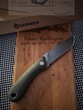 Couteau de Survie Gerber Spine Lame Acier 7Cr17MoV Manche ABS Etui GFN G1497