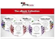 HUGE 40,000+ EBOOK COLLECTION BUNDLE ON 5 DVDS - FOR ALL EREADERS & KINDLE