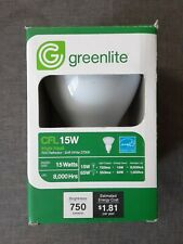 Greenlite Lighting 15W/ELR30 15-Watt High Heat Reflector CFL Bulb - Soft White