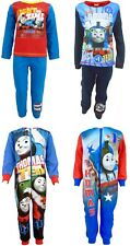 Kids Thomas The Tank Engine Boys Pjs Pyjamas Sleepwear Ages 1 to 5 Years