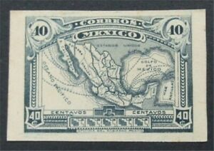 nystamps Mexico Stamp Imperf Proof Rare       S17x778