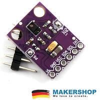 APDS-9960 Sensor Abstand Gesten Farbe Helligkeit I2C Arduino Raspberry Pi