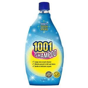 1001 Carpet Shampoo 500ml