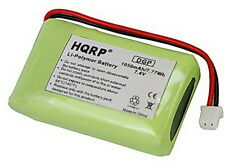 HQRP Li-Pol Battery for Dogtra BP74T for 2500T&B 2502T&B 3500NCP 3502NCP Remote