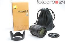 Nikon AF-S DX Nikkor 18-200 mm 3.5-5.6 G ED VR II + TOP (216255)